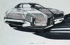 Geza Loczi - Oldsmobile