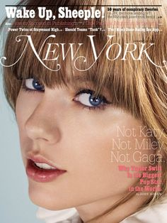 Taylor Swift in New York Magazine 2013