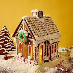 Instagram Ny Food, New York Food, Christmas Gingerbread, Christmas Fun, Gingerbread Houses, Lets Stay Home, Base Foods, Holiday Treats, Chocolate Recipes