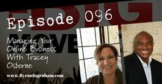 Managing Your Online Business - an interview with Tracey Osborne