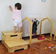 Escada Baú
