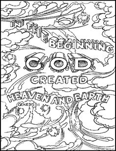 168 Best Sunday School Coloring Sheets images | Art for kids ...
