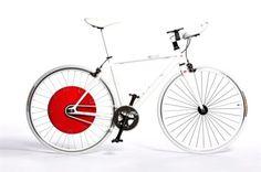 뒷바퀴만 바꾸면 전기 자전거로... 99만 원대 도전 : 네이버 블로그
