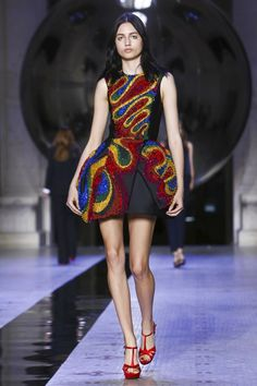 Dice Kayek Couture Fall Winter 2015 Paris - NOWFASHION