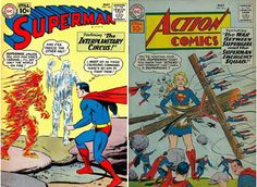 Superman Fan Podcast Episode #242: Superman Comic Books Cover Dated May 1961: Superman #145 & Action Comics #276!