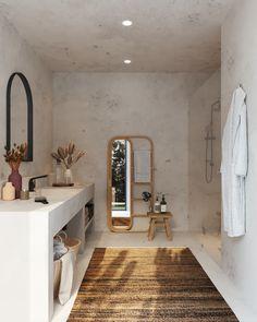 Bathroom Tile Designs, Bathroom Inspo, Laundry In Bathroom, Interior And Exterior, Interior Design, Shipping Container Homes, Stores, Home Decor Inspiration, Decoration