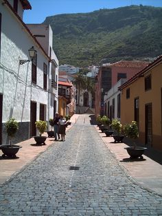 Garachico, Tenerife.