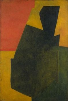 Serge Poliakoff, Composition Abstraite