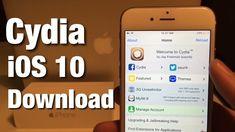 Download Cydia iOS 10 0 1, iOS 10 1 using Taig 10 Jailbreak