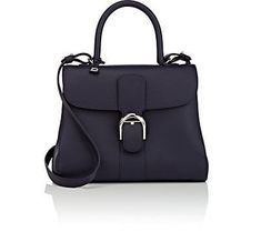 6a4a613702 We Adore  The Brillant MM Leather Satchel from Delvaux at Barneys New York  Delvaux Brillant