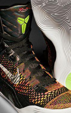 Nike Unveils The Kobe 9 Elite, $225 Hightop Socks