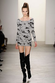 Jeremy Scott | Fall 2010 Ready-to-Wear Collection | Style.com