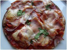 Speltlompepizza