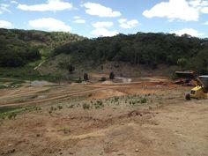 Construção da Barragem das Pitombeiras - Areia - Alagoa Grande - PB - 4 de abril de 2013 - Silas - Álbuns da web do Picasa