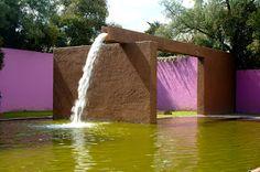 Paisajismo, pueblos y jardines: El color en la obra de LUIS BARRAGAN (1902-1988)