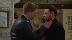 Emmerdale's Robron forever! 10 of Robert Sugden and Aaron Livesy's best ever couply moments - DigitalSpy.com