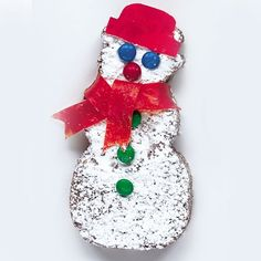 Snow Much Fun Gallery of Snowmen Best Christmas Desserts, Christmas Crafts For Kids, Christmas Activities, Christmas Goodies, Christmas Fun, Kid Activities, Kids Crafts, Vintage Christmas, Christmas Ornaments
