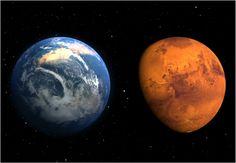 HELLBLOG: O Paradoxo de Marte: Por que ainda não entendemos ...