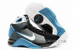 1692cb125b85 854-215607 Womens Nike Kobe Shoes Olympic Edition Black White Blue For  Sale