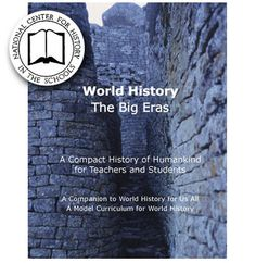 Site offers free comprehensive world history curriculum