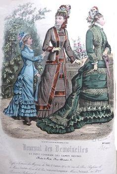 1877 Journal des Demoiselles