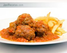 ¿Por qué no pruebas mañana estas albóndigas a la Italiana?  http://www.javirecetas.com/albondigas-con-tomate-a-la-italiana/