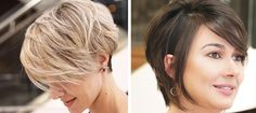 21 Gorgeous Short Hairstyles for Thin Hair..   Med Tech   VK Short Hair Over 60, Short Choppy Hair, Short Shag Hairstyles, Really Short Hair, Short Haircut Styles, Short Layered Haircuts, Short Thin Hair, Bob Hairstyles For Fine Hair, Haircuts For Fine Hair