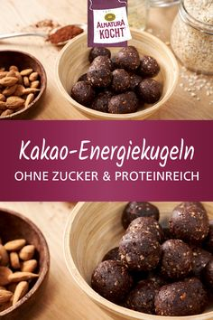 Protein Snacks, Kakao, Cereal, Clean Eating, Low Carb, Cleaning, Vegan, Baking, Breakfast