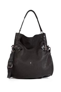 Leather Cecile Bandoliera Hobo from HENRY BEGUELIN  067d02d347136