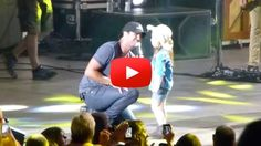 This Little Girl Is Here to Steal the Stage From a Country Superstar – and Boy Does She Ever Succeed!