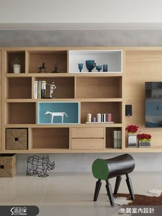 Kast Popular Quotes popular quotes about beauty Shelving Design, Storage Design, Bibliotheque Design, Bookcase Shelves, Shelf, Bookcases, Home And Deco, Cabinet Design, Home And Living