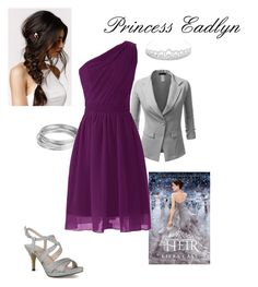 Eadlyn Schreave - Book 4, Chapter 1 #KieraCass #TheHeir #TheSelectionSeries #EadlynSchreave #PrincessEadlyn #Book4 #Chapter1