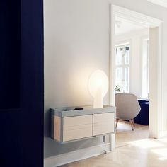 NEW ORDER Wall mounted and Pion Light perfect for your hallway via haynorge