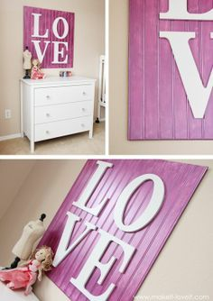 Pinterest Wall Decor | DIY HOME DECOR- Wall Decor