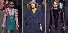 #FashionSnoops #women's trends on #WeConnectFashion. Runway FW 16/17, DESIGN DETAIL: Ruffles / Milan