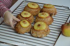 Ein Rezept für superleckere Apfelbrötchen