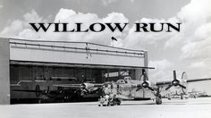 Working title frame for Willow Run documentary. Ypsilanti Michigan, Epic Story, Nose Art, Ford Motor Company, National Museum, Documentary, Airplanes, Wwii, Detroit