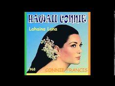 Connie Francis - Lahaina Luna