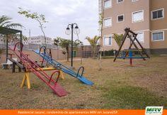 Paisagismo do Jacareí. Condomínio fechado de apartamentos localizado em Jacareí/ SP.
