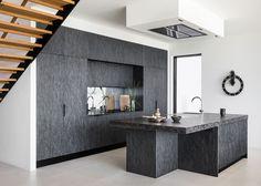 RAW Design blog // Black kitchen