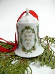 Hutschenreuther Weihnachtsglocke 1996