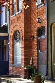 Brick Victorian, South Riverdale, Toronto