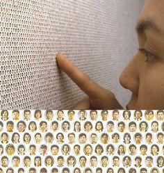 """""""WHO AM WE"""" 1998 #memorie #anonimato #passato #singolarità #percezioneottica"""