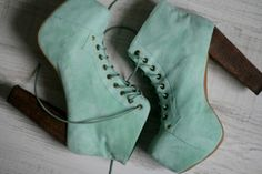 Jeffrey Campbell shoes...