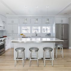 Kitchen and bath design is an ongoing process of problem and solution. As our lifestyles evolve, the problems become more complex, and designers must adapt. And adapt they do. Year …
