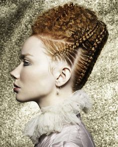 Hair: Nelson Brown Styling: Clare Frith Make up: Maddie Austin Photo: Jack Eames
