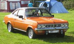 Vauxhall Firenza. 2.3 litres of oomph ...oxford diecast are about to release this car in 1/43 scale can5 wait ....