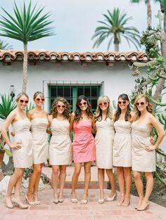 Southern California wedding   Photo by Kurt Boomer Photography   Read more - http://www.100layercake.com/blog/?p=70981