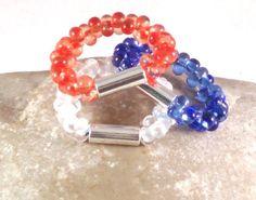 RING OF GLASS - Glasring in 3 Farben erhältlich - Kleines Geschenk mit großer Wirkung: Diese Ringe sind etwas ganz Besonderes!
