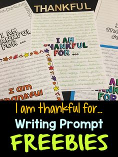 Fun Games 4 Learning: I am Thankful for ...